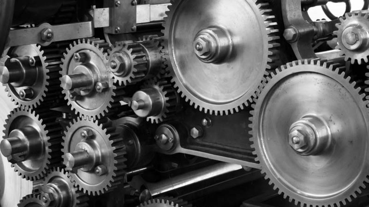 Learn About Gears Science Lesson + Science Project