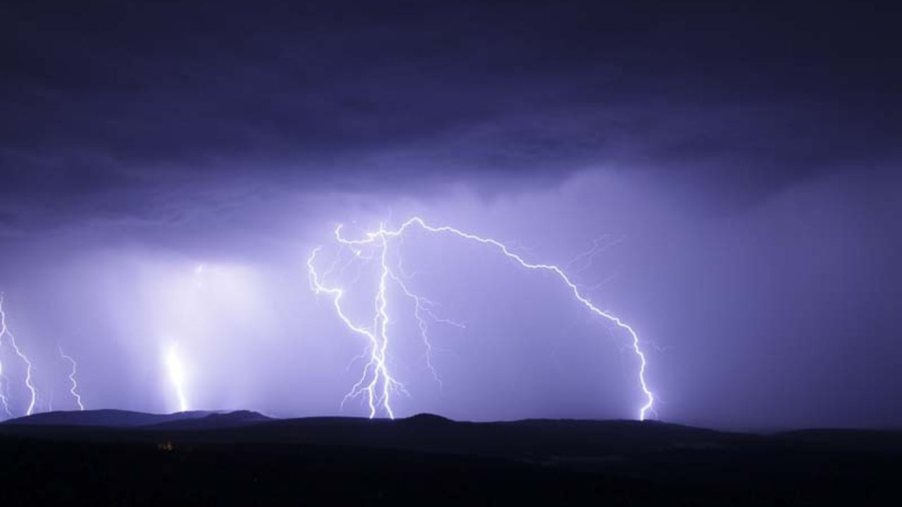 Thunderstorm Science Projects